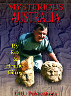 Mysterious Australia Book Cover